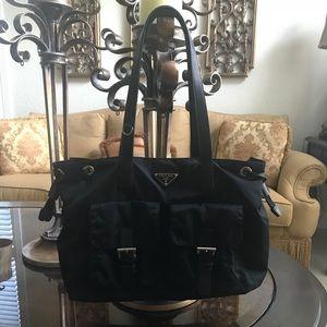Authentic Prada Tote Bag